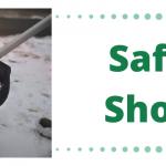 Safe Snow Shoveling Tips